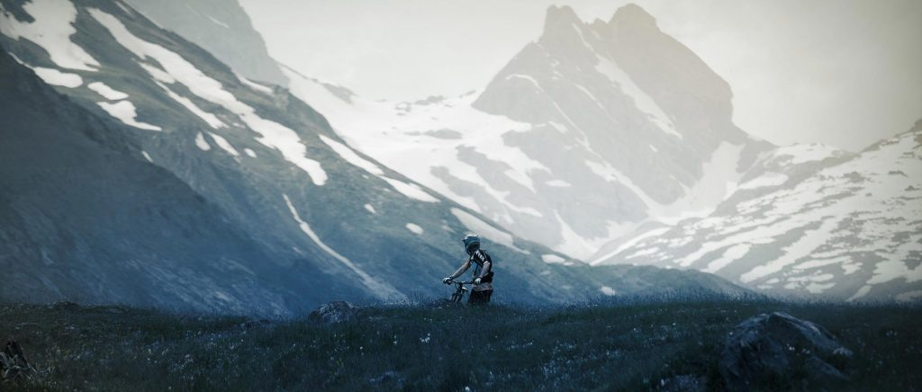 The Rise of Enduro biking mountains documentary film production Frame 48 Oregon PNW Washington Switzerland Italy Alps downhill mountain bike race performance